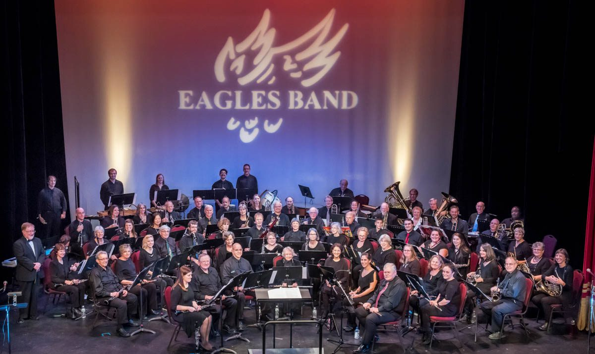 EAGLES COMMUNITY BAND